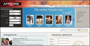 Kontaktseiten für Sextreffen